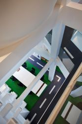 Work in a Park, Play in the Office by Dariel-Studio
