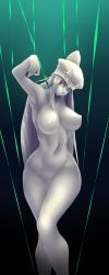 Petrified Godess Statue(Part 2) by stonepuppeteer