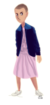 Eleven by HangedFlag