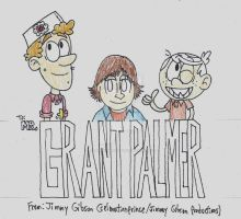 Grant Palmer Tribute by CelmationPrince