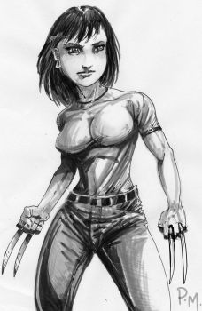 X-23 by PM-Graphix