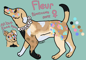 Flower Girl - Commission by SivensArt