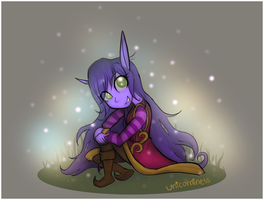 Hatless Lulu by Hollulu