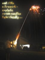 Roman Candle by Frostola