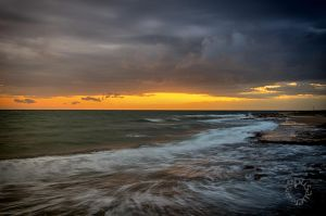 Waves by XanaduPhotography