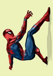 Spiderman Suit Colors by Zero-Optix
