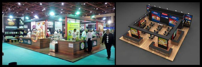 Ulker Eksper Anfas Exhibition Stand Design Photo 3 by GriofisMimarlik