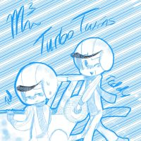 Turbo twins by RichHoboM3