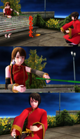 [APH x MMD] Happy New Year (late) by katnel88