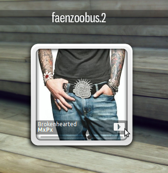 Faenza CoverGloobus Theme .2 by d0od