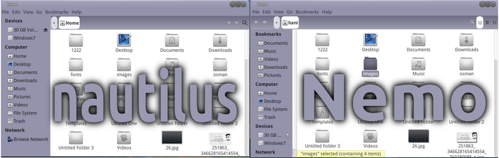 Nickel theme for linux by haniahmed