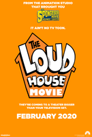 The Loud House Movie - Teaser Poster by edogg8181804