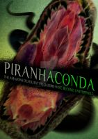 Piranhaconda by Designosaurus-Rex