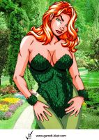 Poison Ivy 3 by G Blair by Mythical-Mommy