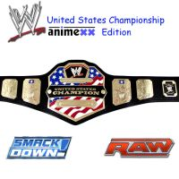 WWE United States Championship v2 by thephilipvictor