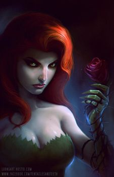 Poison Ivy by TentaclesandTeeth