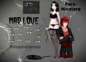 Mad Love by School-shooter by School-shooter