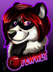 Fewwet Badge by Rageaholic7898