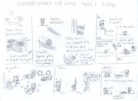 Mondegreen Hill Zone: Concepts/Ideas P1 (Original) by Yeow95