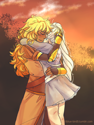 Freezerburn Reunion by Sogequeen2550
