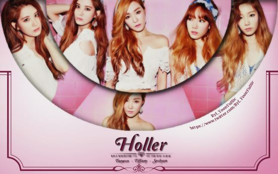 TTS Wallpaper [Holler] by RylYoonYulSic