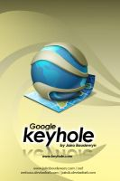 Google keyhole Icon by weboso