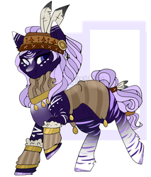 Native Pony    Auction [CLOSED]    PP/Points by pearlymoon