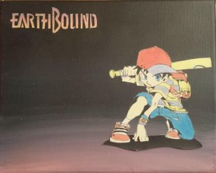 EarthBound by As7roNu7