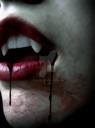 Fangs and Blood by DavidDarkheartKing