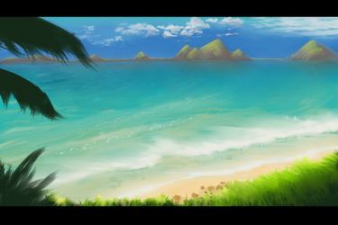 Background practice 03 by theMuesLee