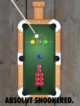Absolut Snookered by LordDavid04