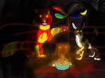 Cobor's Home .:AzureHowl Contest Entry:. by RolePlayGalPaw