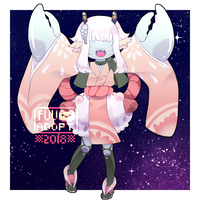 festival crab adoptable [Auction CLOSED] by fuanteinaa