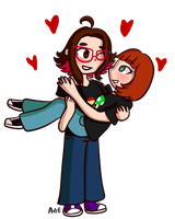 GFs by PrinsesDaisyfanfan1