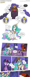MLP:FiM - Shadows of the Past #28 by PerfectBlue97