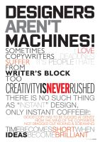 cyrusDESIGNERS AINT MACHINES W by cyrusmuller