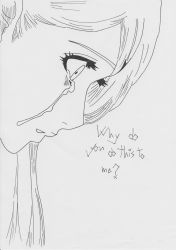 why do you do this to me? by misswalky