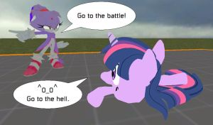 Garrys Mod: MLP and Wii Sonic Packs - Go to the by Imaflashdemon