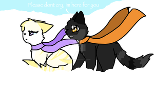 Don't Cry by Bindiluckycat