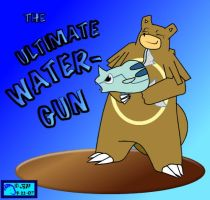 The Ultimate Water Gun by The-Blue-Pangolin