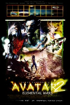 AVATAR 2 ELEMENTAL WARS by shipain