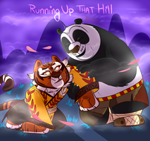 Running Up That Hill by Wolf-Chalk