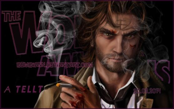 Sheriff (The Wolf Among Us) by Bembiann