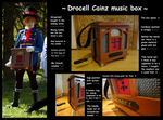 Drocell Cainz music box by Semashke