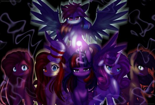 The Elements of Insanity by TogeticIsa