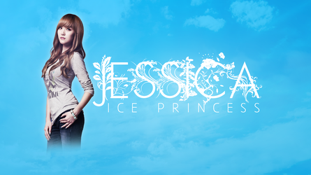 Jessica (SNSD) Wallpaper #1 by Ninquo