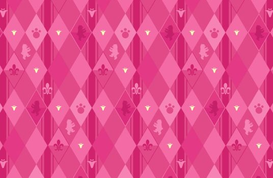 Ginko Pink Diamonds Wallpaper by oyamaanza