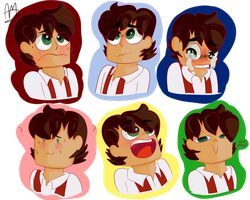Facial Expressions Test MCSM by kittykatty123