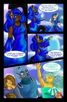 DoU 3:9 - Zee Poop by AngelicEmpyress