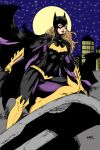 Batgirl By Leomatos2014 by Kenkira